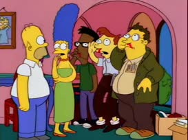 - Mr. Simpson, we all have nosebleeds. - Oh, for the love of--