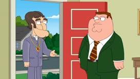 My name's Herbert, not Roy Mitchell.