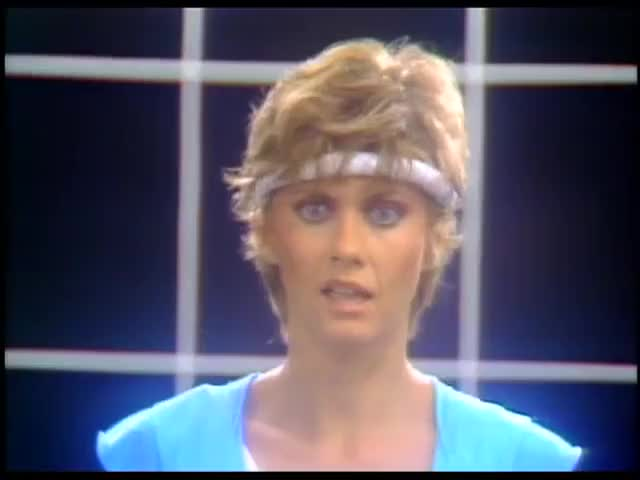 Image result for olivia newton john physical screenshot