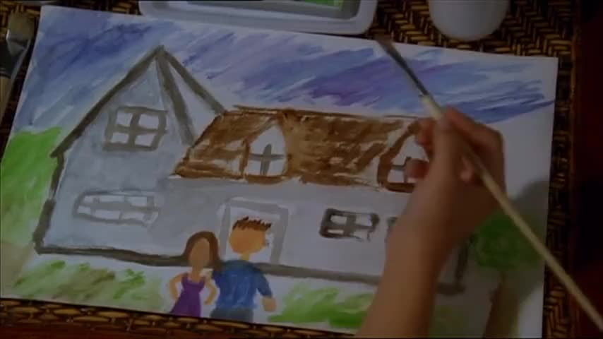 You've drawn a picture.