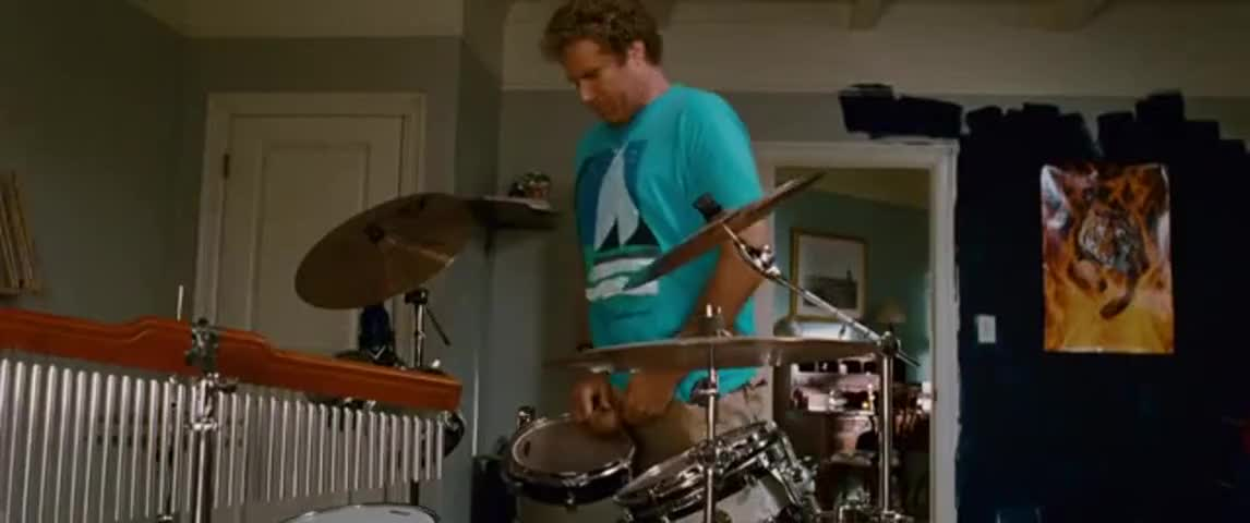 John Bonham's playing Moby Dick for real!
