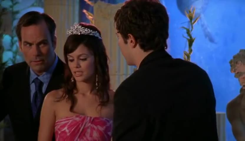 You're not the prom king.