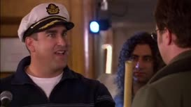 How would you like to steer the ship, Dwight?