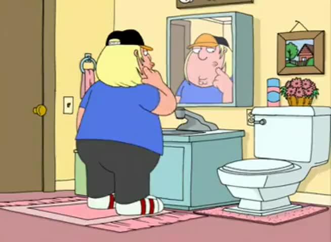 You're a good pimple, Doug.