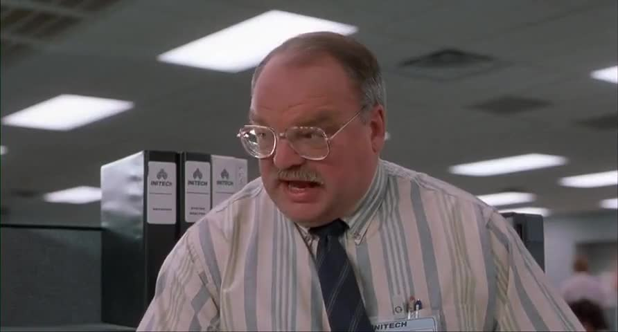 review of mike judges office space Over the course of his career, mike judge has always been a keen observer of the absurd, mundane minutiae of the work world of course, office space is his crowing achievement, pitch.