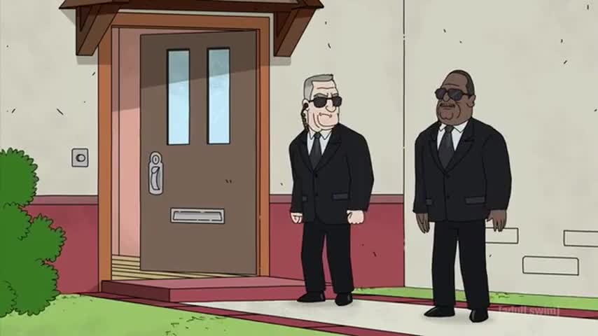 I just work here, Steve, same as you!