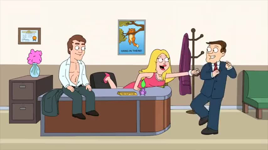 """Quiz for What line is next for """"American Dad! """"? screenshot"""