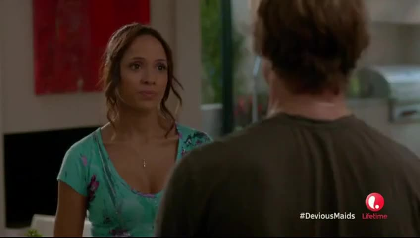 """Quiz for What line is next for """"Devious Maids """"? screenshot"""