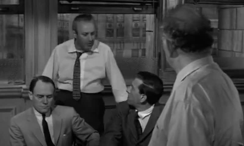 twelve angry men a quaint film