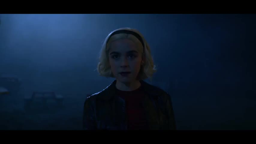 """Quiz for What line is next for """"Chilling Adventures of Sabrina """"? screenshot"""