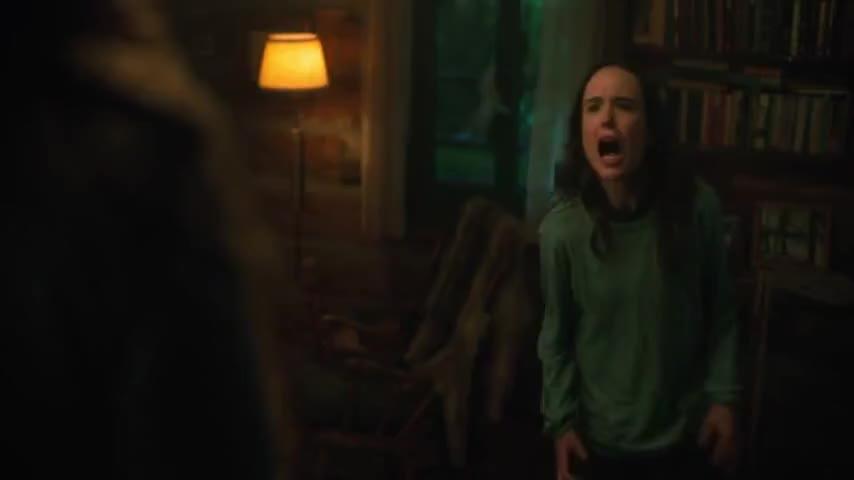 - Vanya, I love you! - Stop saying that!