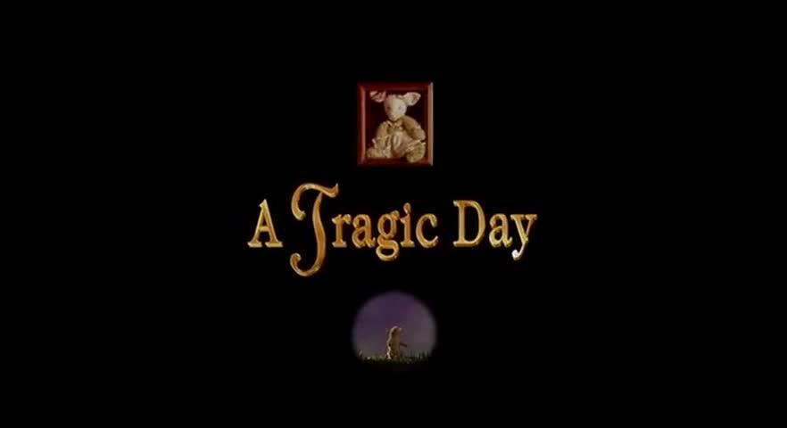 A Tragic Day.