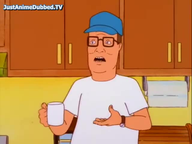 """HANK HILL: FOUND DEAD NOT WORKING."""