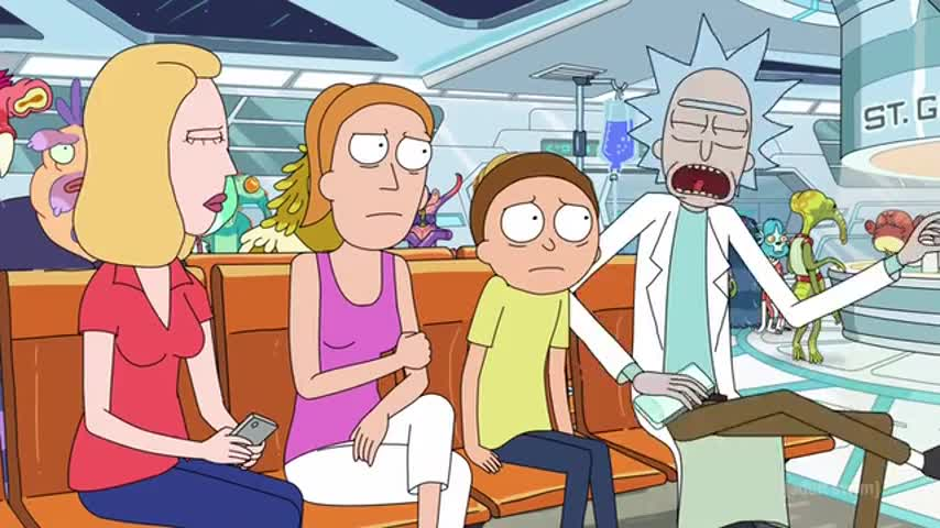 Clip image for 'Jesus Christ, Beth, is... is Jerry 50?