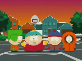 Stan, you're a Jew and Kenny, you're a Jew! You're all Jews!