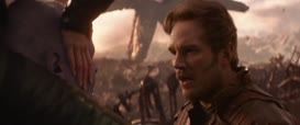 """Quiz for What line is next for """"Avengers: Infinity War """"?"""