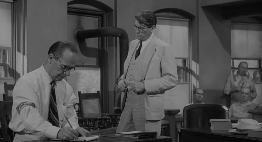 to kill a mocking bird testimony We were far too old to settle an argument with a fist-fight, so we consulted atticus our father said we were both right being southerners, it was a source of shame to some members of the family that.