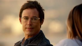 Clip thumbnail for 'Because in the vast night sky, you, Harrison Wells,