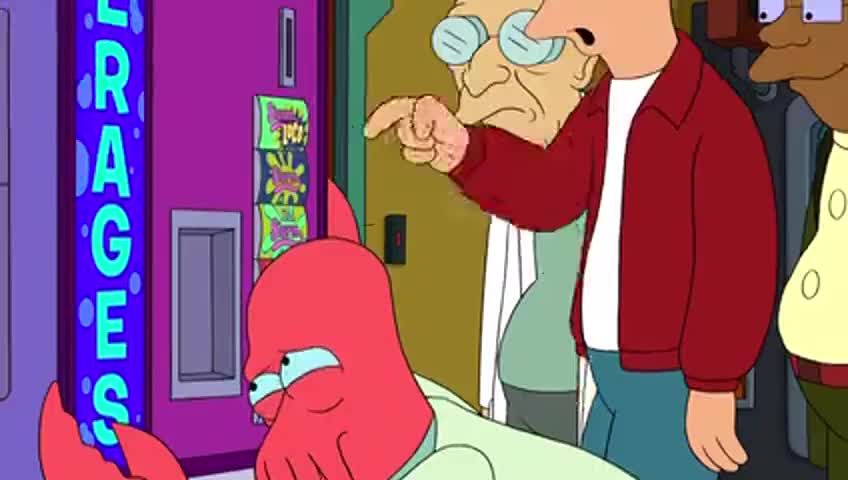 Yarn | Look, it has Slurm Loco! It's the extreme-iest