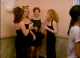We looked like The Witches of Eastwick.