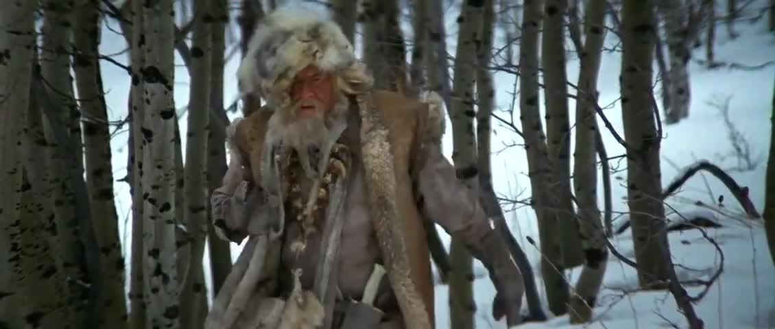 Blood kin to the grizzly that bit Jim Bridger's ass!
