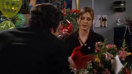 Uh, it's from Ross. It's a love bug.