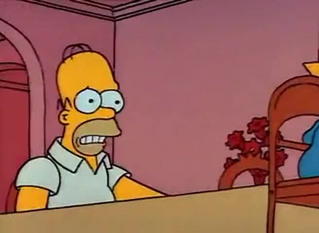 Did you hear that? She called me a baboon!