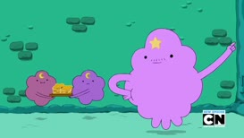 LUMPY SPACE PRINCESS: No! That's not how I sound!