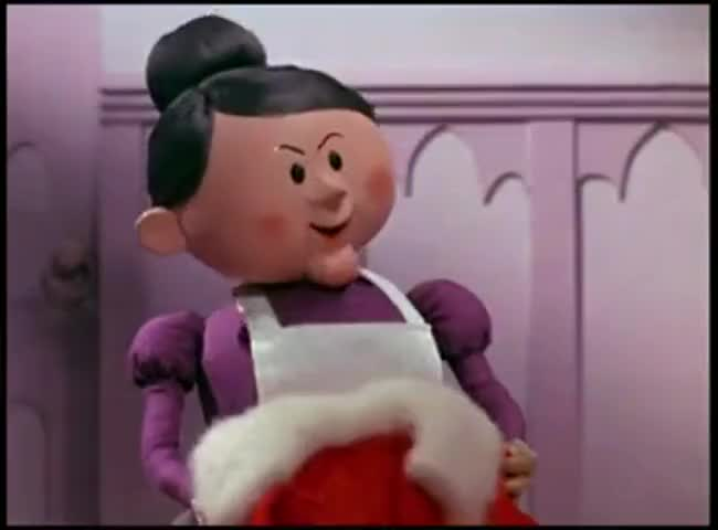 Whoever heard of a skinny Santa?