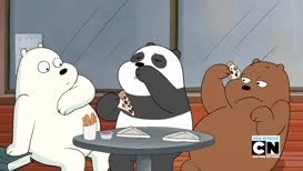 """Quiz for What line is next for """"We Bare Bears """"?"""
