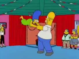 [ Marge Screaming ]