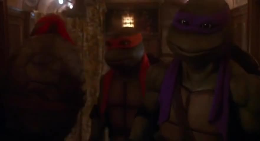 Quiz for Teenage Mutant Ninja Turtles screenshot