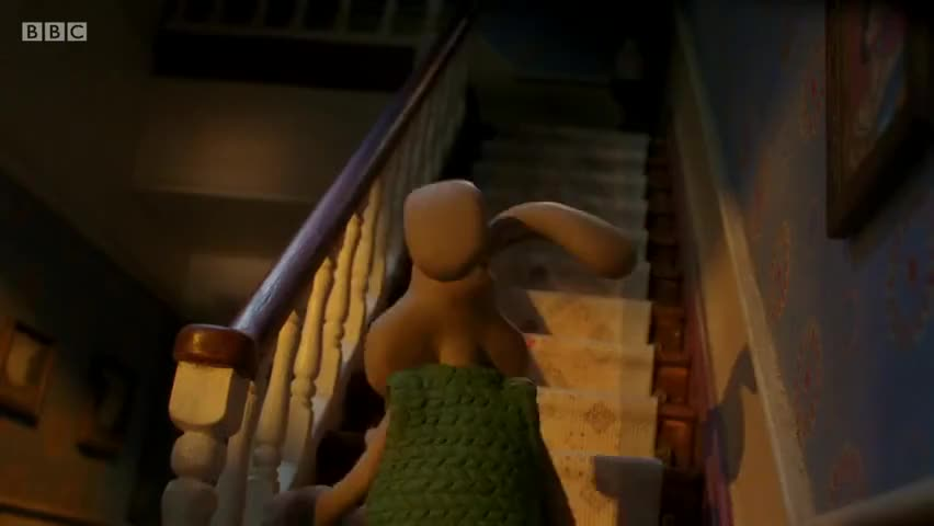 Goodnight, Gromit.