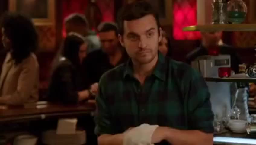 Clip image for '- Yeah, I texted Caroline. - You texted Caroline?