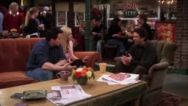 - Nothing. What do you say to that? - Ross, you've got to tell her how you feel.