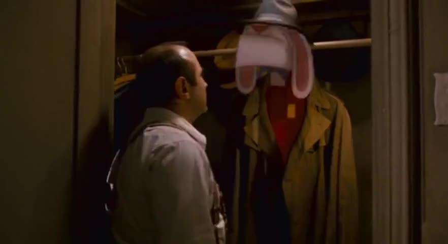 Eddie Valiant, you're under arrest.