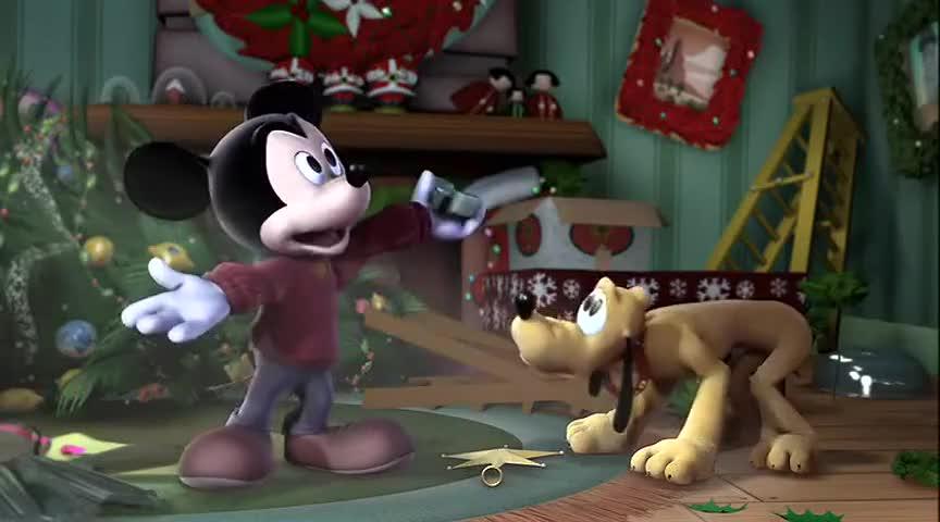 Twice Upon A Christmas.Yarn Christmas Is Ruined Mickey S Twice Upon A