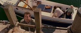 Hence, the boat.
