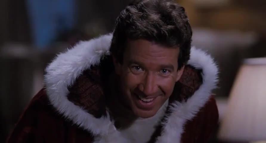 Yarn   Nice teeth. ~ The Santa Clause (1994)   Video clips ...
