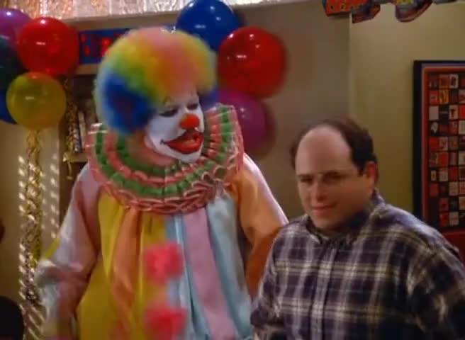 You're living in the past, man. You're hung up on some clown...