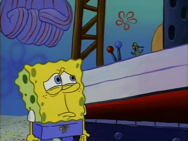 Yarn Nice Guys Finish Last Spongebob Squarepants 1999 S01e18 Walking Small Video Clips By Quotes Clip 101a37be F98f 4184 Ad36 B7e3573225ab 紗