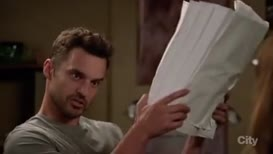 """Quiz for What line is next for """"New Girl """"?"""