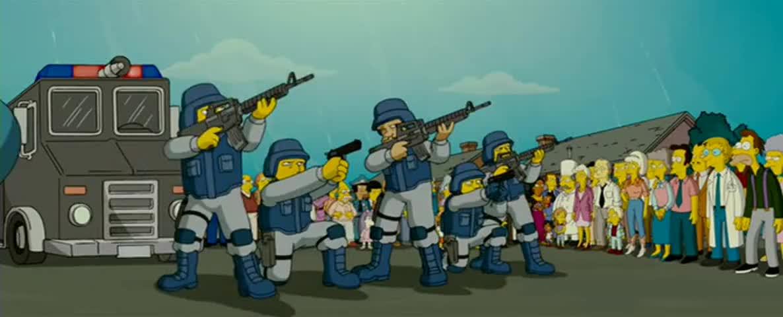 All right, men, open fire.