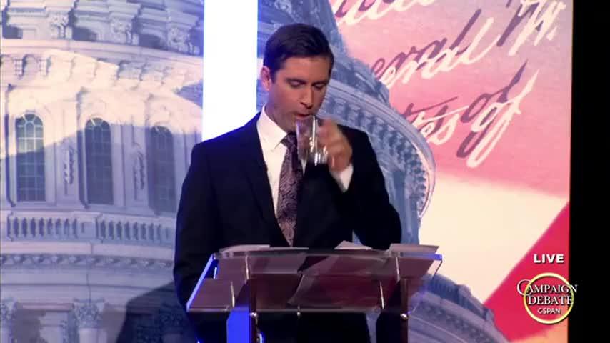 Clip image for 'Congressman Pierce,