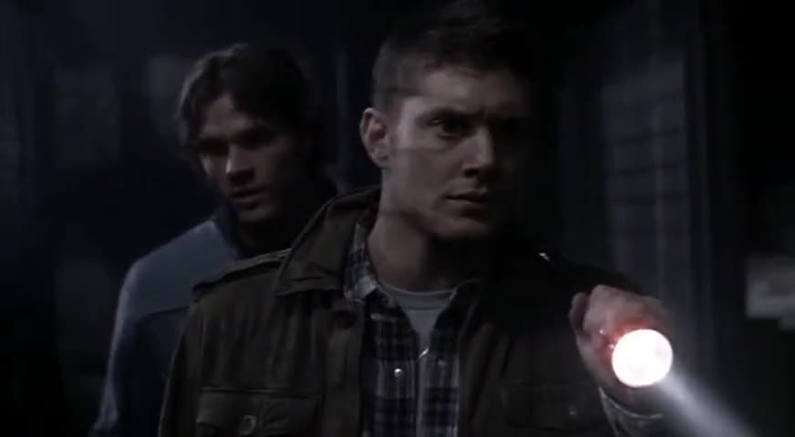"""Quiz for What line is next for """"Supernatural  - S02E20 """"? screenshot"""