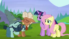 And the Hooffields are going to help us grow some crops.