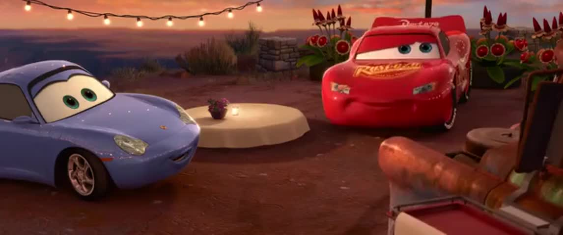 Yarn   Mater? You work here? ~ Cars 2 (2011)   Video clips by quotes ...