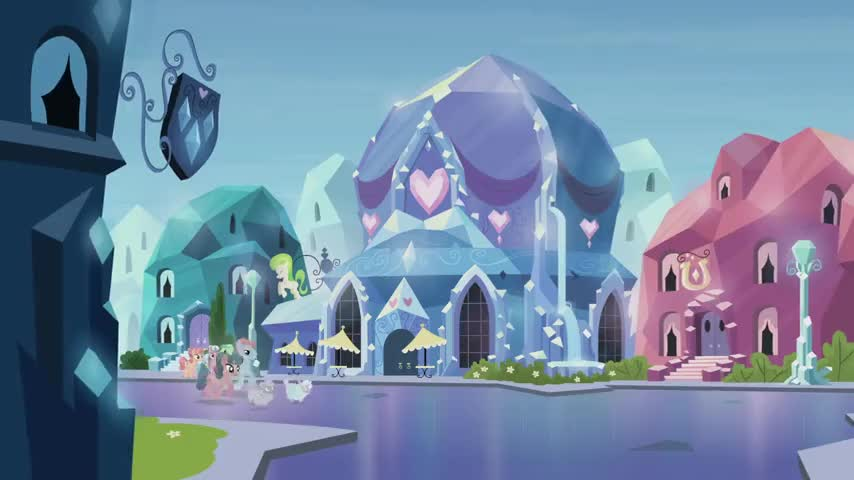 Every city and empire wants to host the Equestria Games!