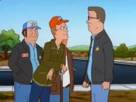 Shut up, Dale!