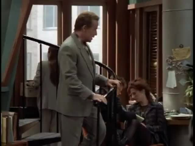 Has anyone seen my cane?